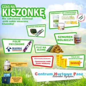 Oferta Kiszonkarska 2017 !
