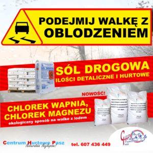 Sól Drogowa