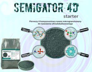Semigator 4D – Efekt 4D na start