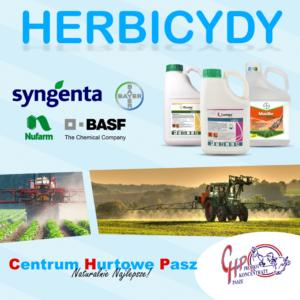 Herbicydy – Szeroki wybór środków