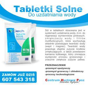 Tabletki Solne – Ciech