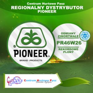 Centrum Hurtowe Pasz – Regionalny Dystrybutor Pioneer