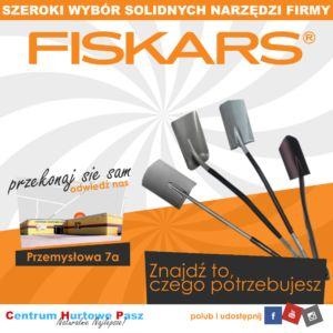 Rewelacyjne narzędzia firmy Fiskars !