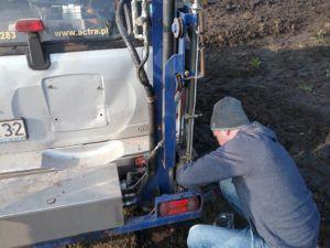Precyzyjne badania gleb – Gocanowo 2018