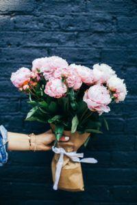 Kwiaty cięte – jak o nie dbać?