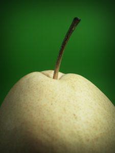 Gdy zbierzemy jabłka i gruszki