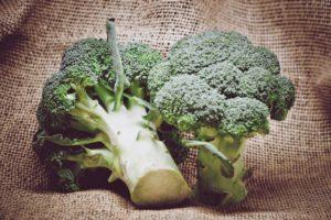 Warzywa kapustne w ogrodzie