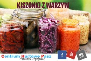 Kiszonki z warzyw