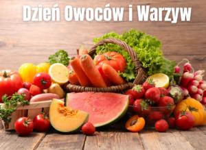 Dzień Owoców i Warzyw